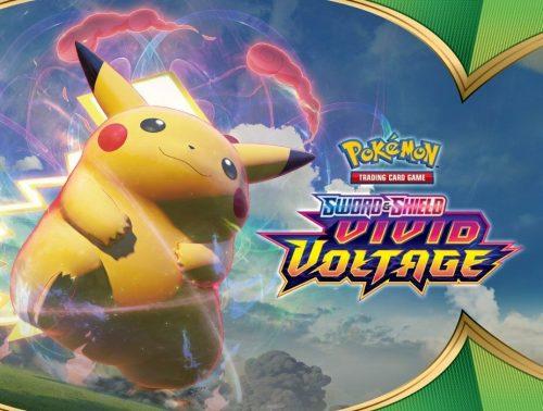 Pokemontcg vivid voltage promo banner