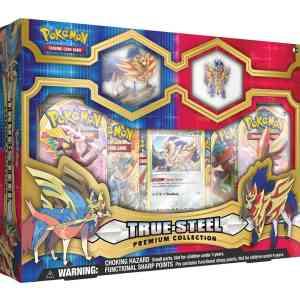 Pokemon TCG True Steel Premiun Collection Zamazenta