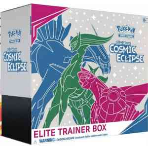 SM12 Cosmic Eclipse Elite Trainer Box