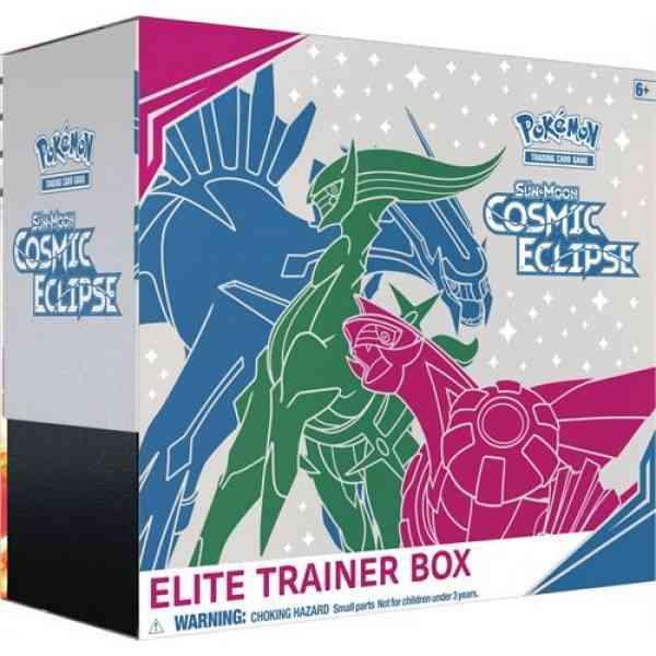 SM12 Cosmic Eclipse Elite Trainer Box