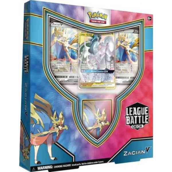 ZacianV League Battle Deck 500