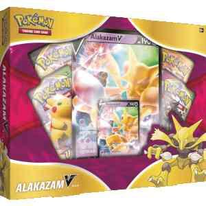 Alakazam V box Januari