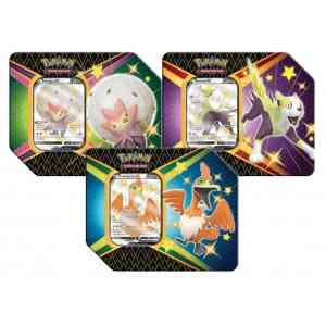 Pokemon Shining fates tin case