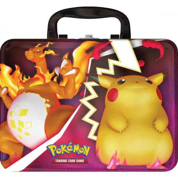 Pokmon TCG Fall 2020 Collector Chest voorkant