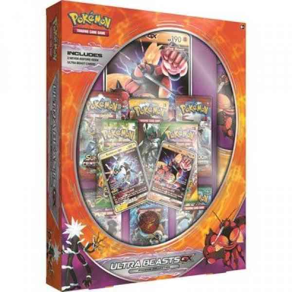 Ultra Beasts Buzzwole GX Premium Collection Large
