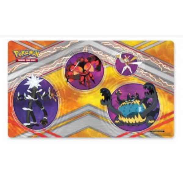 Ultra Beasts Buzzwole GX Premium Collection playmat