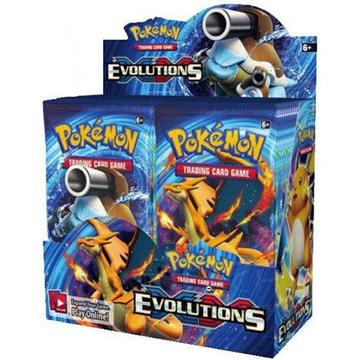 Pokemon Evolutions XY 12