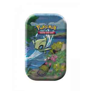Pokemon Shining Fates celebi Mini tin