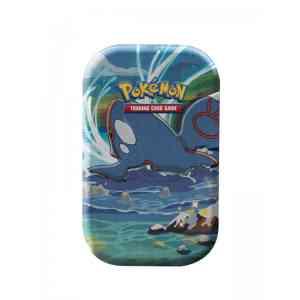 Pokémon Shining Fates Kyogre Mini Tin