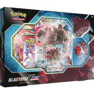 Pokémon Sword & Shield Battle Styles Blastoise VMAX Box