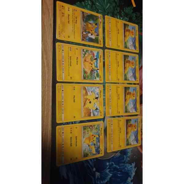 Cartas De Pokemon Pikachu
