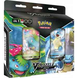 Pokémon Battle Deck Bundle - Venusaur-V & Blastoise-V