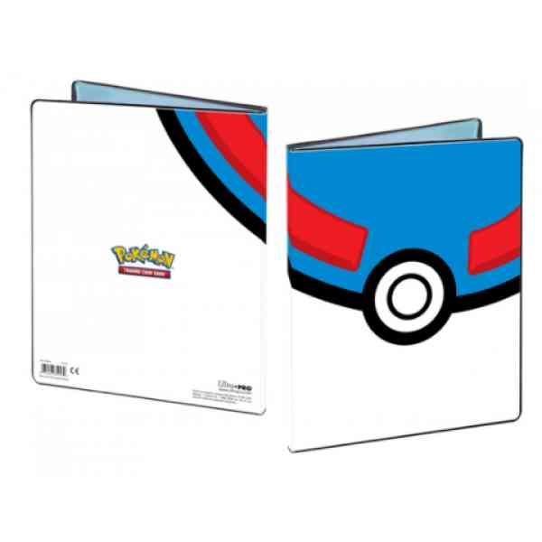 Pokemon Great Ball binder 180 pokemon cards