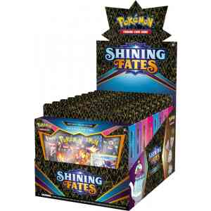 Shinig Fates Pin box collection case