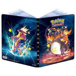Pokémon Shining Fates 9-pocket binder