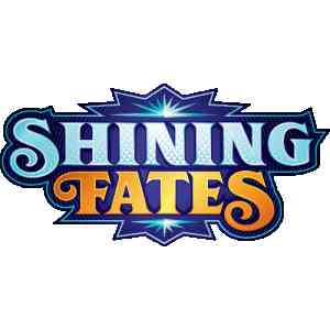 Pokemon Shining Fates logo