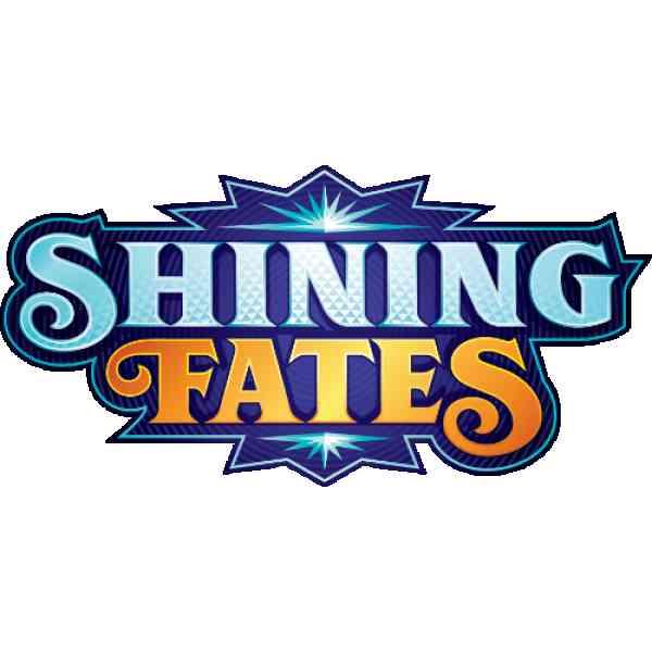 Pokemon Shining Fates logo