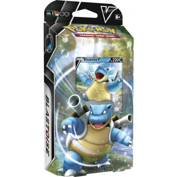 Pokémon-V-Kampfdeck - Blastoise-V