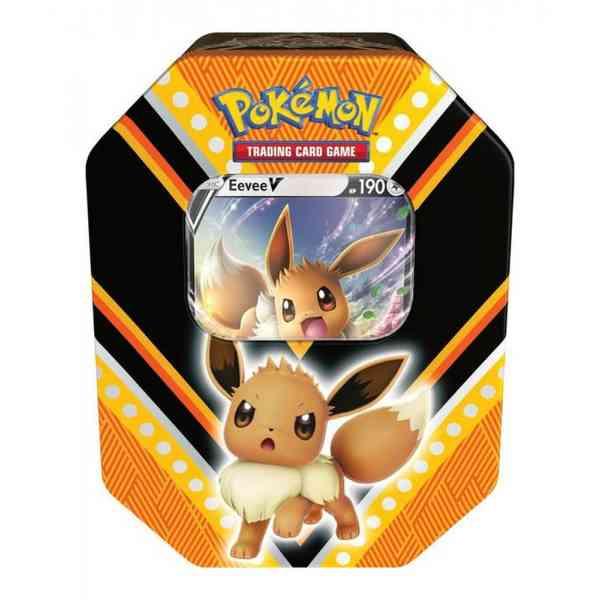 Pokemon Eevee Fall Zinn V Powers