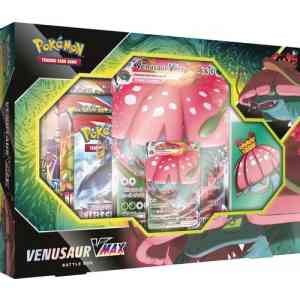 Pokémon Sword & Shield Battle Styles Venusaur VMAX Box