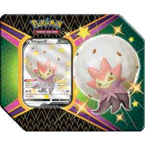 Pokemon Shining Fates Tin Eldegoss V