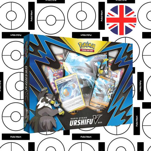 Battle Styles Rapid strike Urshifu pokemart.be