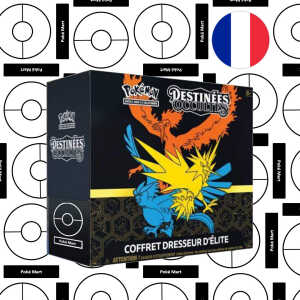 Destinees occultes Coffret ETB pokemart.be