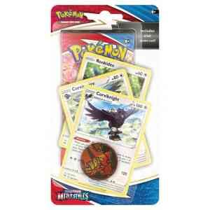 Pokémon Sword & Shield Battle Styles Premium Checklane Blister Corviknight