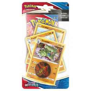 Pokémon Sword & Shield Battle Styles Premium Checklane Blister Tyranitar