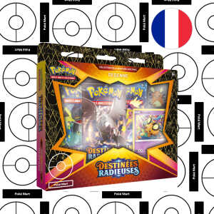 Destinees coffret pin dedene