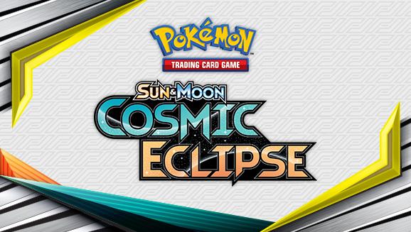 Pokemon Sun & Moon Cosmic Eclipse informatie en setlist