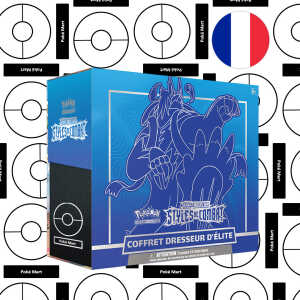 Elite Trainer Box Style de Combat Shifours mille poigns Pokemart.be