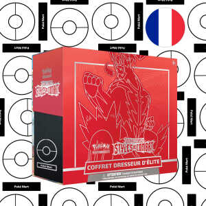 Elite Trainer Box Style de Combat Shifours poing final Pokemart.be