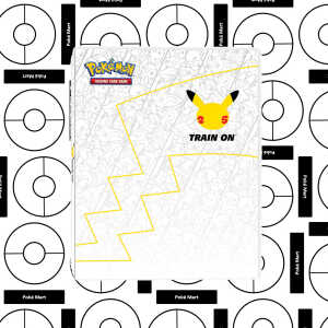 First partner collector's binder 25th anniversary pokemart.be