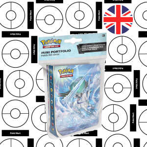Chilling Reign Mini portfolio pokemart.be