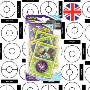 Chilling Reign Premium Checklane Blister Decidueye Pokemart.be