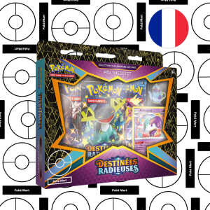 Destinees coffret pin Polthegeist