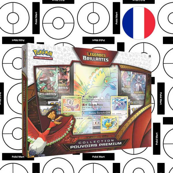 Ho-oh Coffret-Sammlungen Pouvoirs Premium pokemart.be