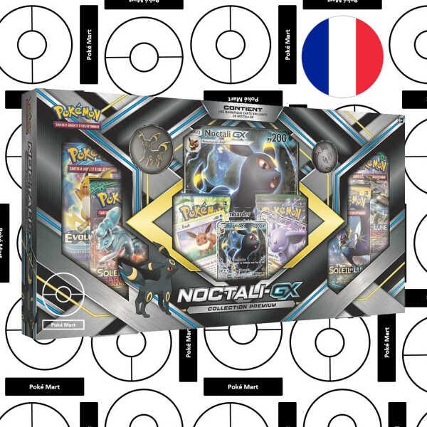 Noctali GX Kollektion Premium Coffret pokemart.be