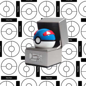 Pokémon Diecast Replica Great Ball pokemart.be