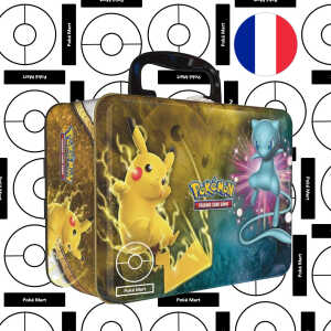 coffret pokemon coffre aux tresors valisette pikachu legendes brillantes fr pokemart.be