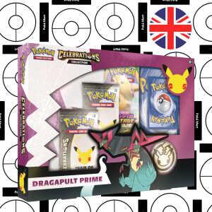 Pokémon 25th Anniversary Celebrations Dragapult Prime Collection - pokemart.be