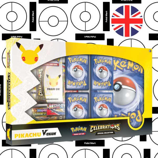 Pokémon Celebrations Special Collection Pikachu V-Union - Pokemart.be