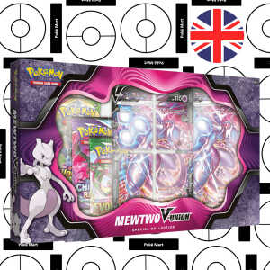Mewtwo V-Union Special Collection pokemart.be
