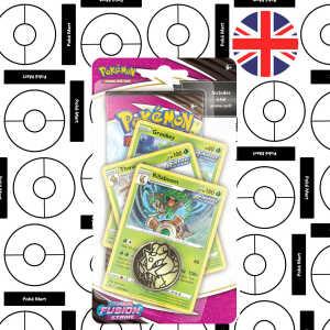 pokemon Fusion Strike Premium Checklane blister Rillaboom pokemart.be